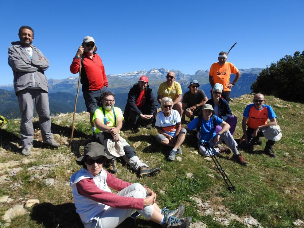 Tradicional ascensión al Pico Nabain o Santa Marina