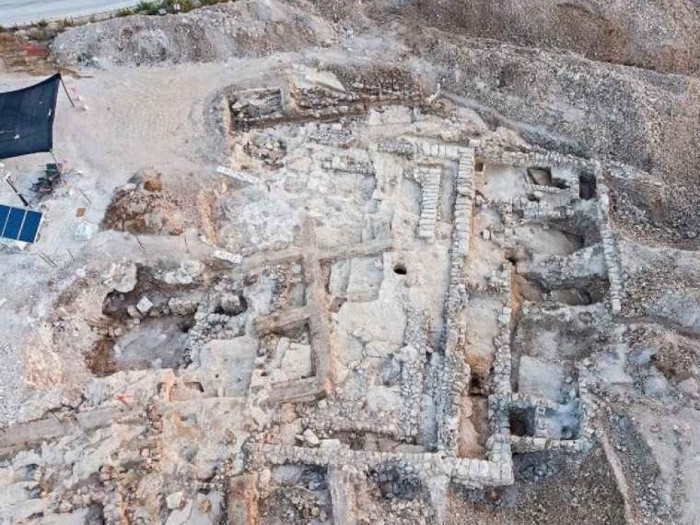 Hallado un importante yacimiento datado en el reino bíblico de Judá