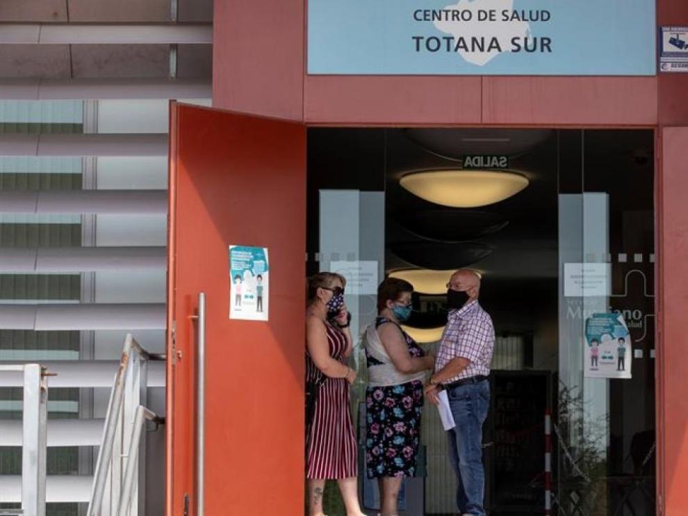 Totana, en Murcia, retrocede a la fase 1 por el aumento de contagios