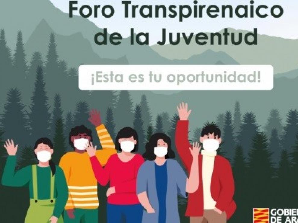El Instituto de la Juventud busca a 12 jóvenes que representen a Aragón en el Foro Transpirenaico