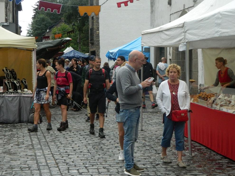 Suspendida la Feria del Camino prevista en Canfranc Pueblo