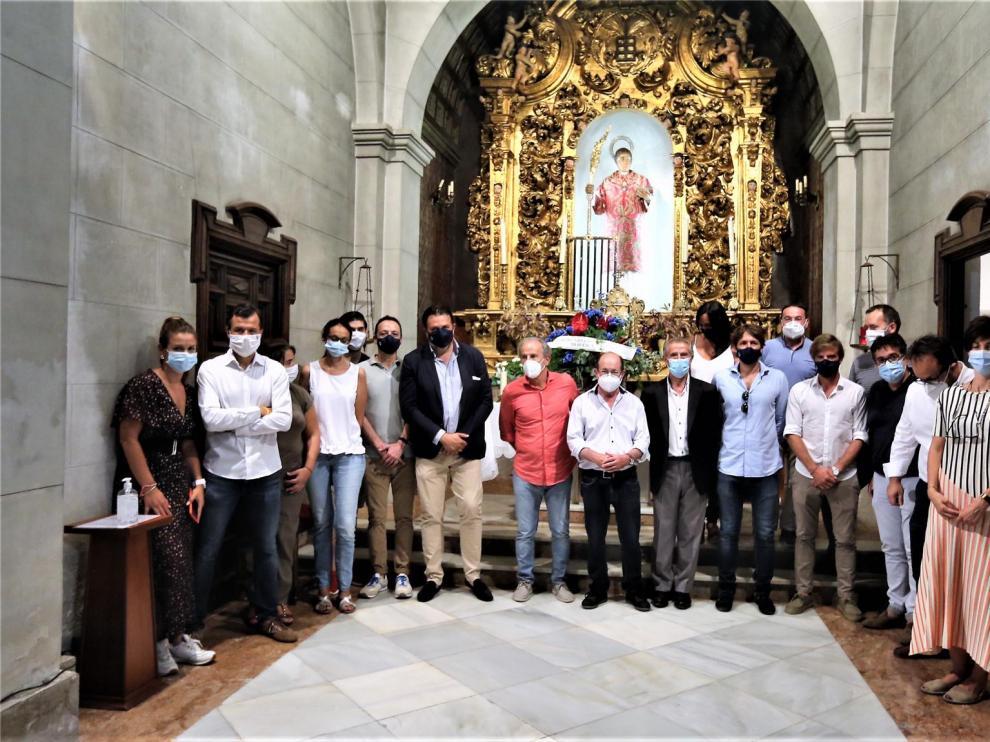 El Huesca ofrece el ascenso y el campeonato a San Lorenzo
