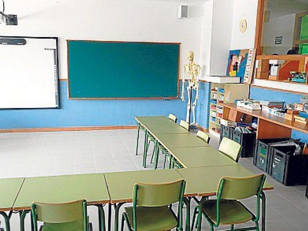 Los sindicatos critican la planificación del curso escolar en Aragón
