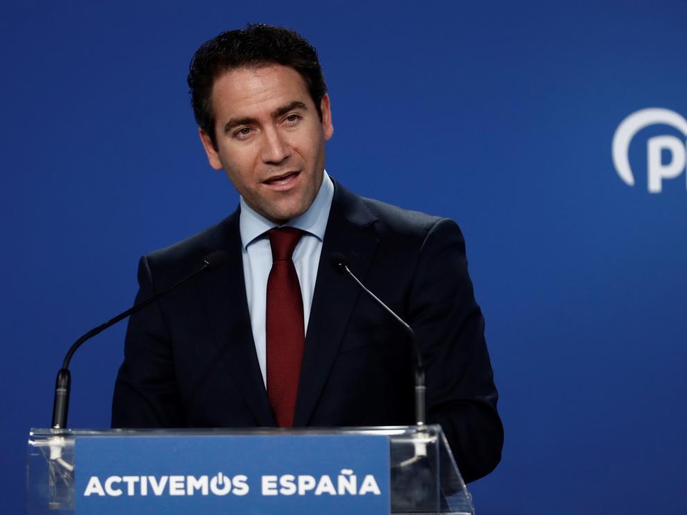 El PP pide a Iglesias que explique su relación con Irán
