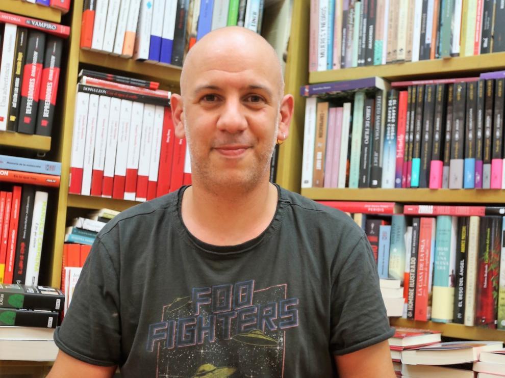 """Lorenzo Caudevilla: """"El cómic muestra de lo más sencillo y cotidiano a lo más profundo"""""""