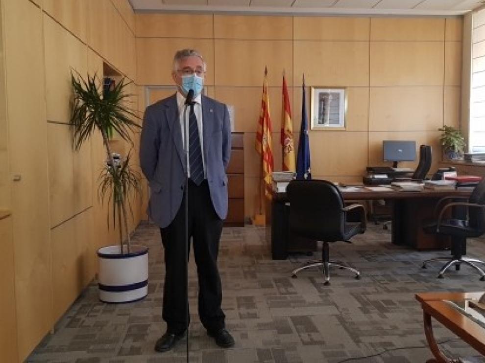 El Gobierno de Aragón emitirá una orden de medidas urgentes para la contratación de temporeros