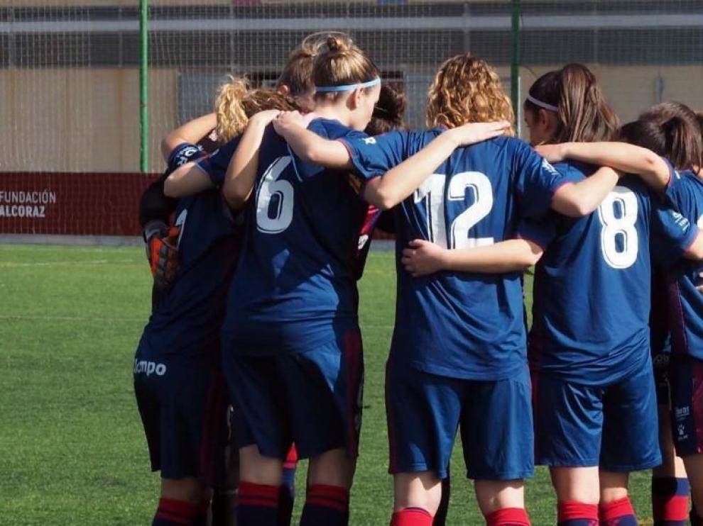 La SD Huesca Femenino apuesta por la continuidad