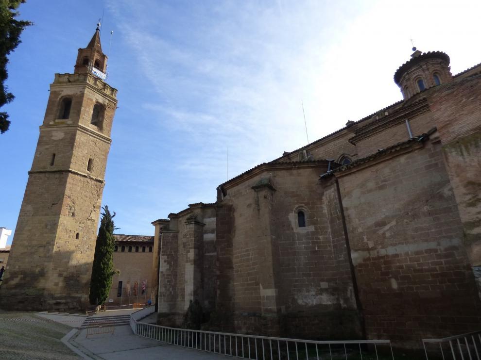 Aplazado el funeral por las víctimas del coronavirus en la catedral de Barbastro