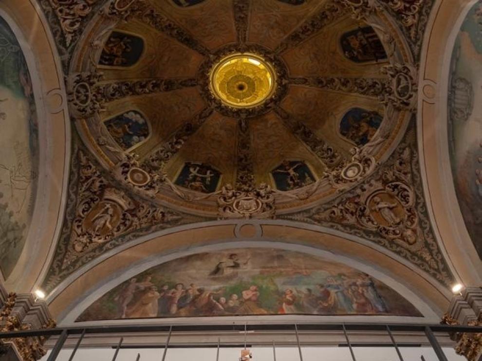 La Cofradía del Santo Cristo de Graus celebra su capítulo de agosto