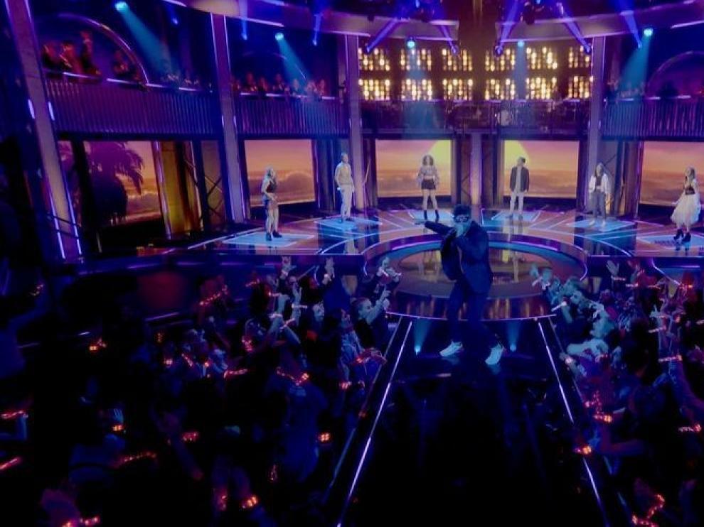 """Netflix afina con """"¡A cantar!"""", su debut en los concursos"""