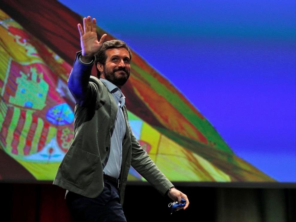 Casado propone a Sánchez modificar la legislación para luchar contra el coronavirus