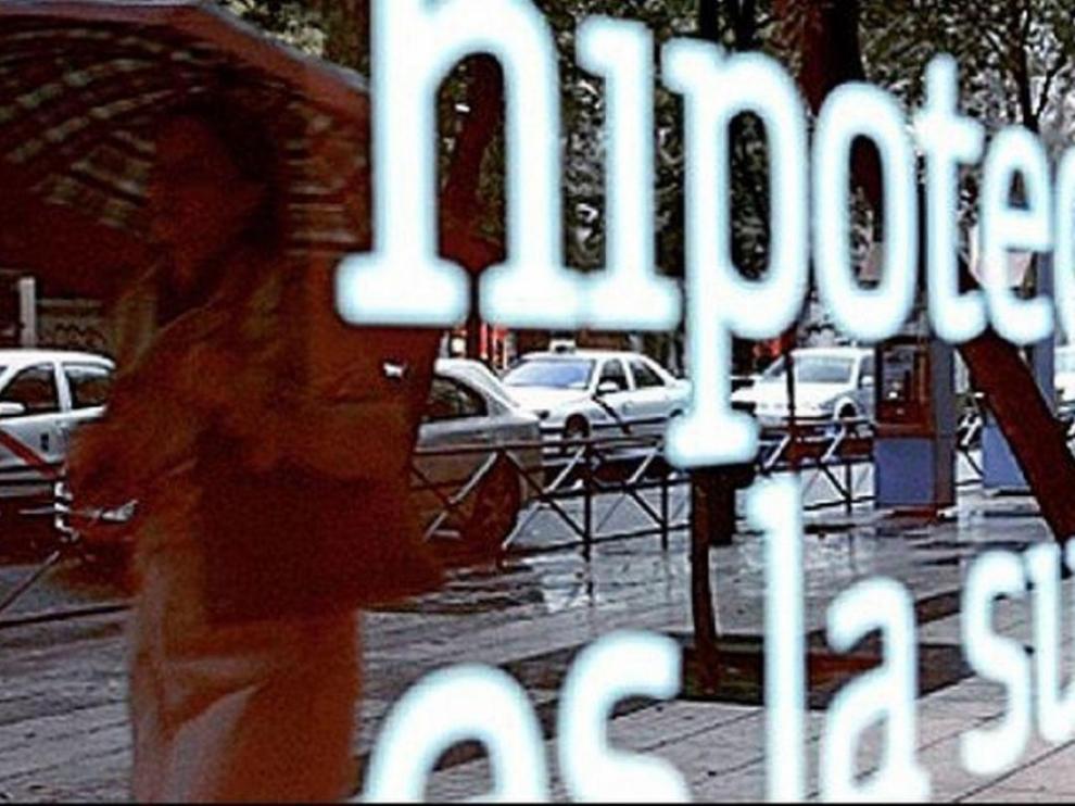 El número de hipotecas suscritas en mayo en la provincia de Huesca cae un 34 %