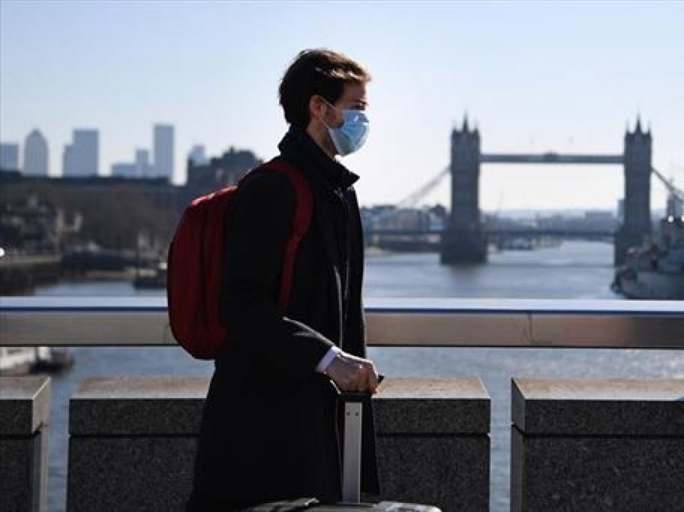 Cuarentena en Reino Unido para viajeros de España
