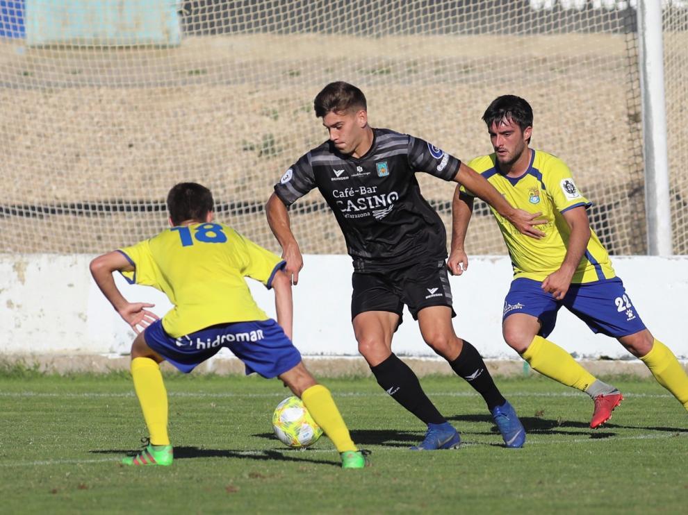 El Tarazona asciende a Segunda B tras golear al Brea en la final (3-0)