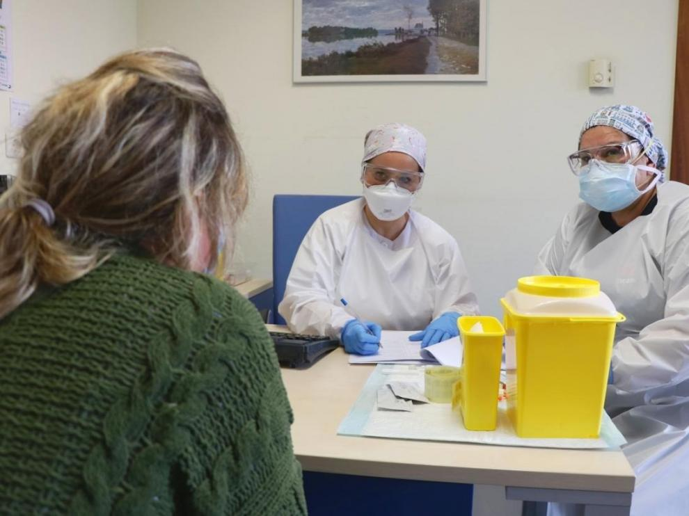 La provincia de Huesca acumula 189 casos en cuatro jornadas