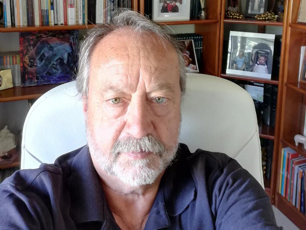 """Pedro Camarero Gallardo: """"La sociedad civil debe ser parte de la solución junto a la administración"""""""