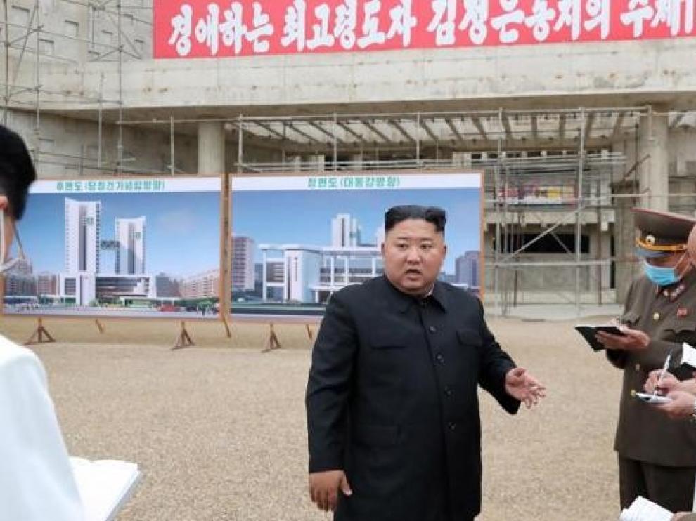 """Declaran la """"máxima emergencia"""" en Corea del Norte"""