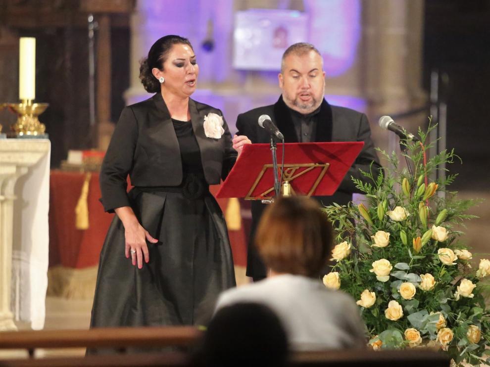 Recital Lírico en la Catedral de Huesca
