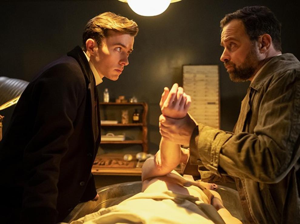 "Steve Thompson estrena en Movistar+ la serie ""Vienna Blood"""