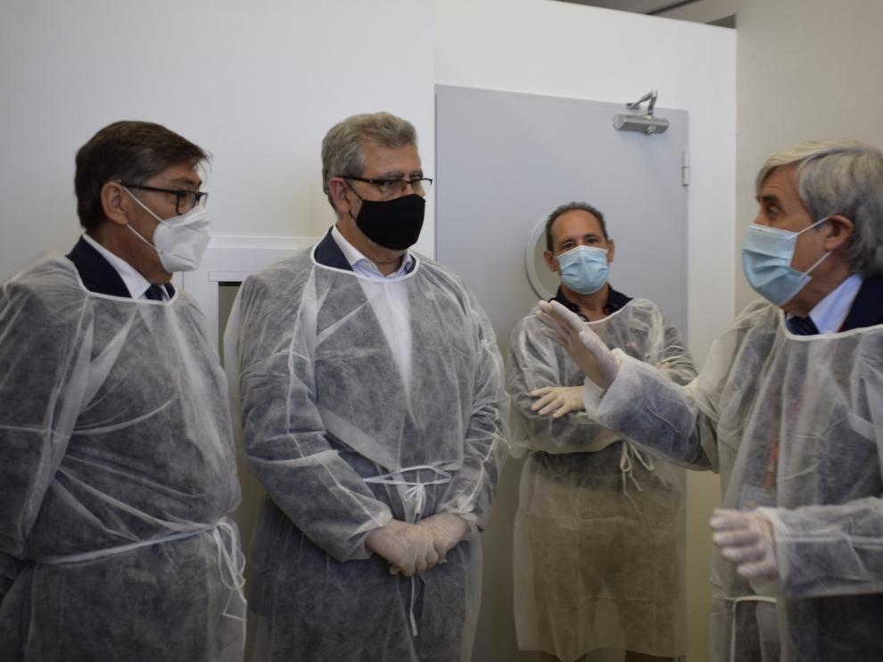 """Aliaga asegura que """"es necesario certificar la seguridad de los productos industriales"""""""