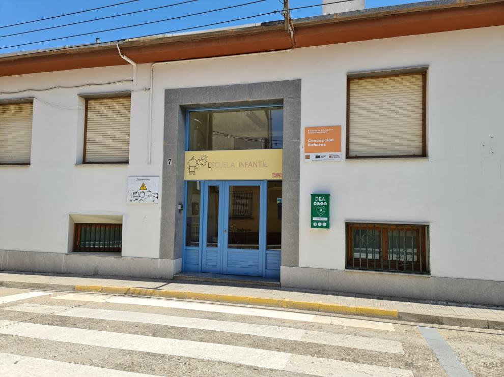 El Ayuntamiento de Binéfar invierte más de 18.000 euros en la pintura de centros educativos