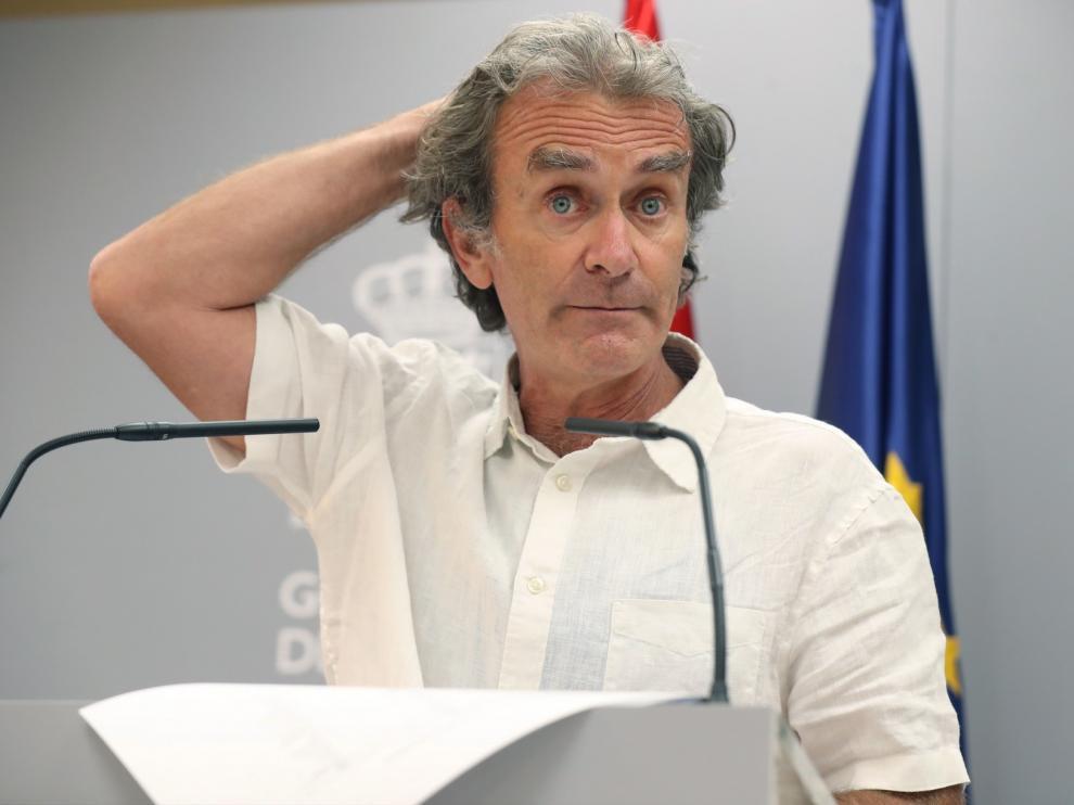 Simón agradece a Bélgica y Reino Unido que desincentiven los viajes a España y le llueven las críticas
