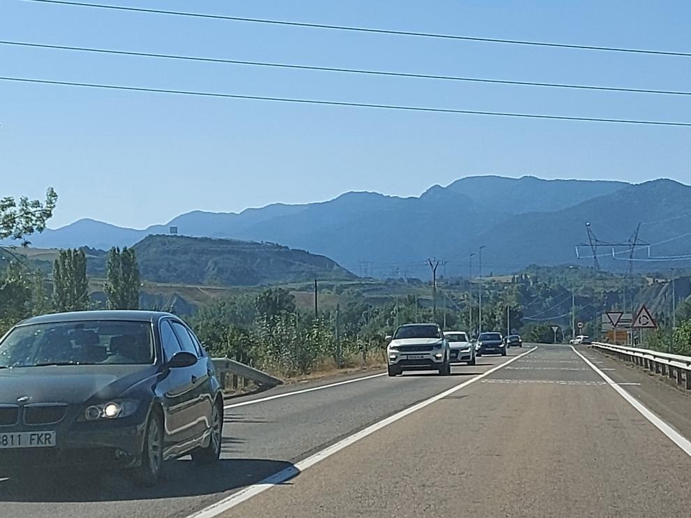 La velocidad ha sido la principal infracción cometida en la provincia de Huesca en el estado de alarma