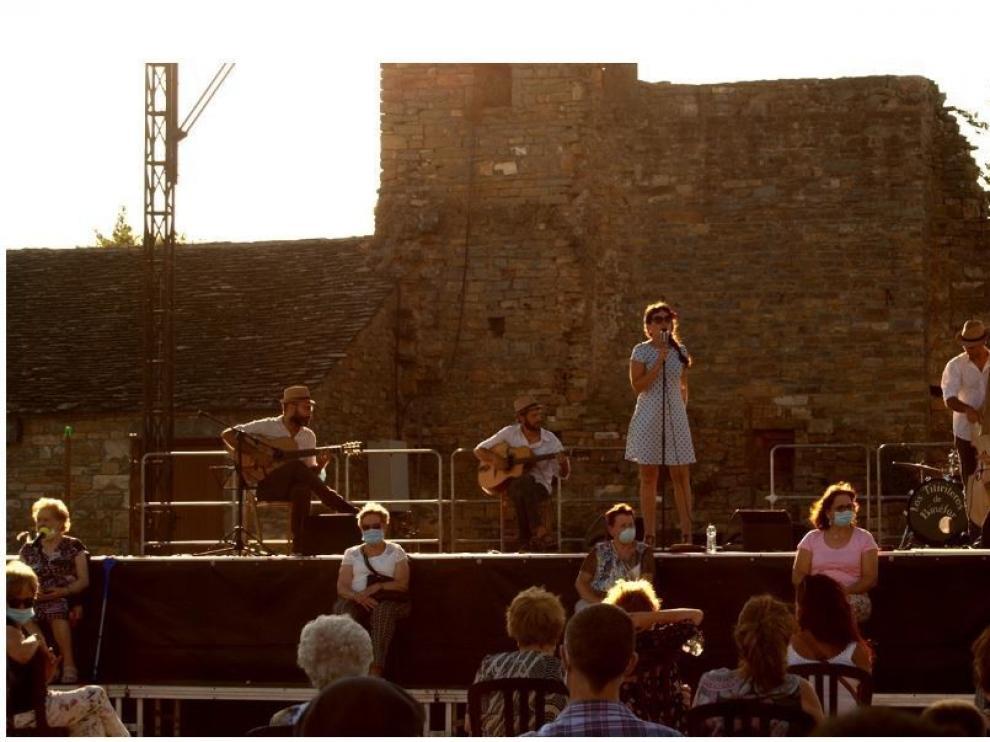 El festival Castillo de Aínsa se compromete a mirar al territorio