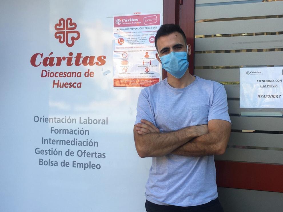 Cáritas Huesca advierte del aumento de la precariedad laboral