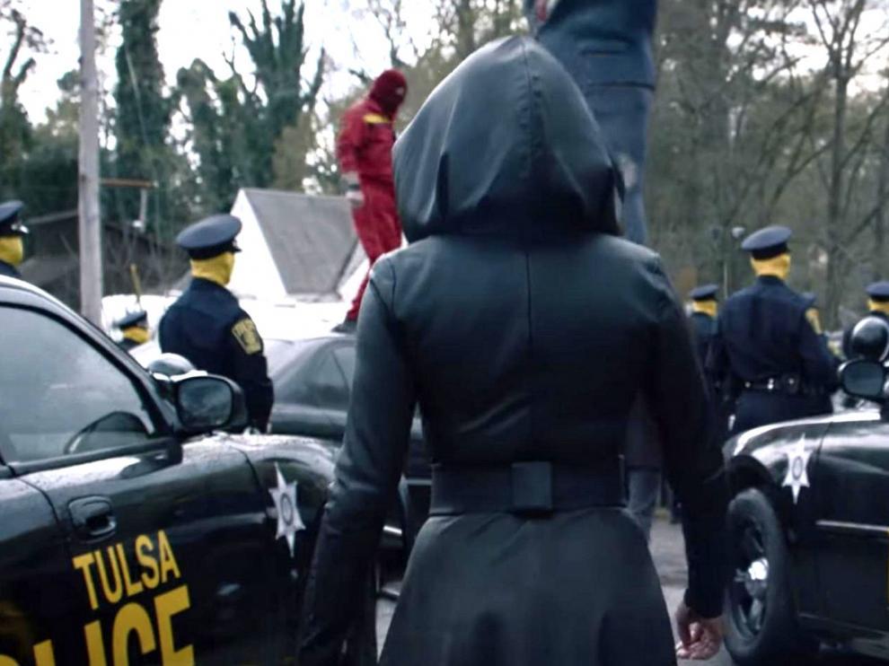 """""""Watchmen"""" domina las nominaciones a los Emmy"""