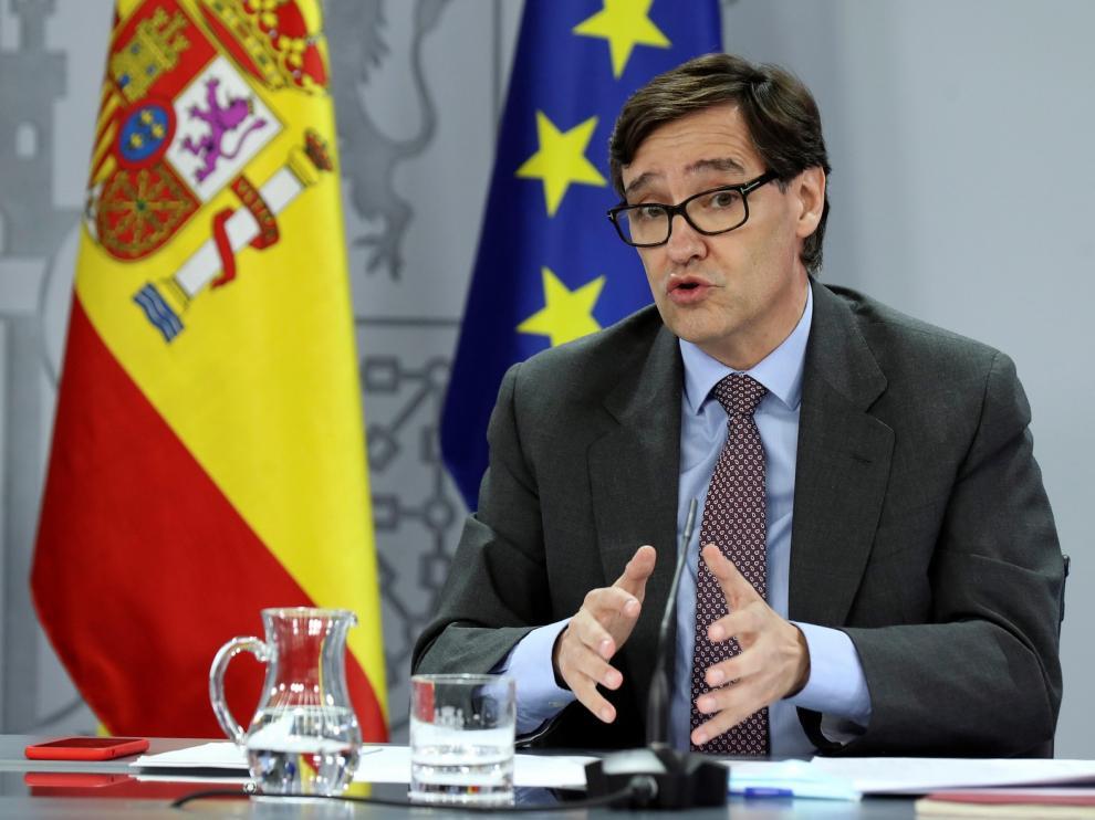 Malestar del ministro por las celebraciones del Sabadell