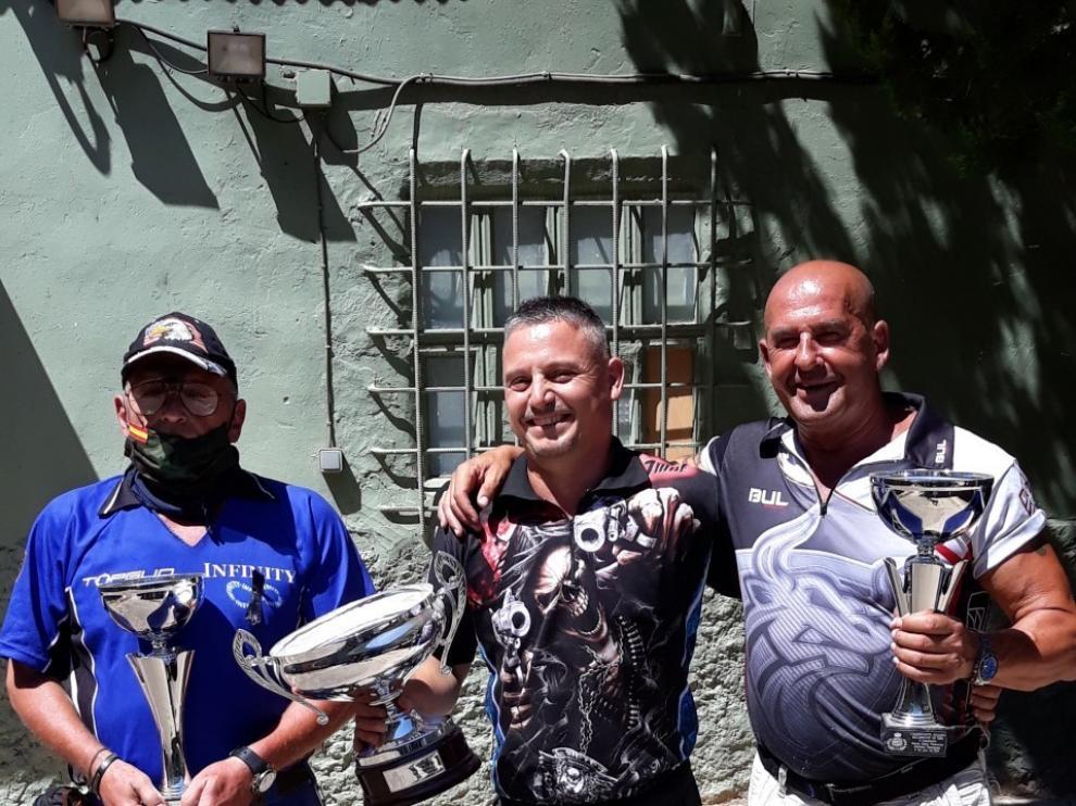 Alberto Naval gana el Trofeo San Lorenzo de tiro al plato