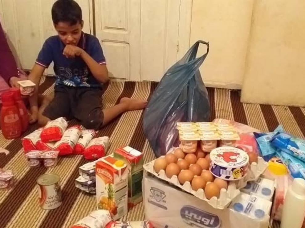 La solidaridad de los oscenses ayuda a niños saharauis con dificultades