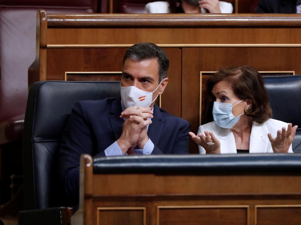 Sánchez pide por carta a Torra y Urkullu que vayan a la conferencia de presidentes