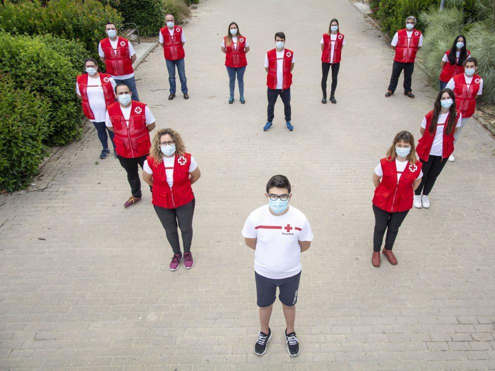 Cruz Roja se moviliza ante los brotes con alojamientos de emergencia, PCR y campañas de concienciación