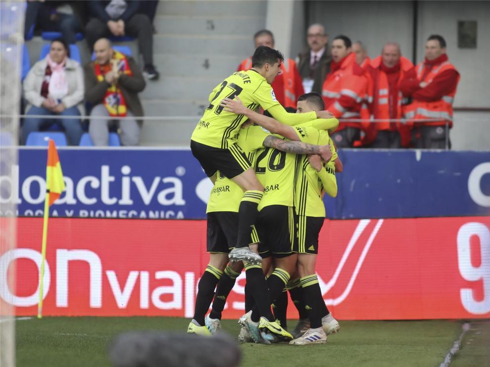 El Zaragoza confirma el positivo por coronavirus de un jugador