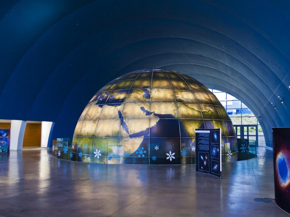 El Planetario de Aragón reabre al público el viernes 31 de julio