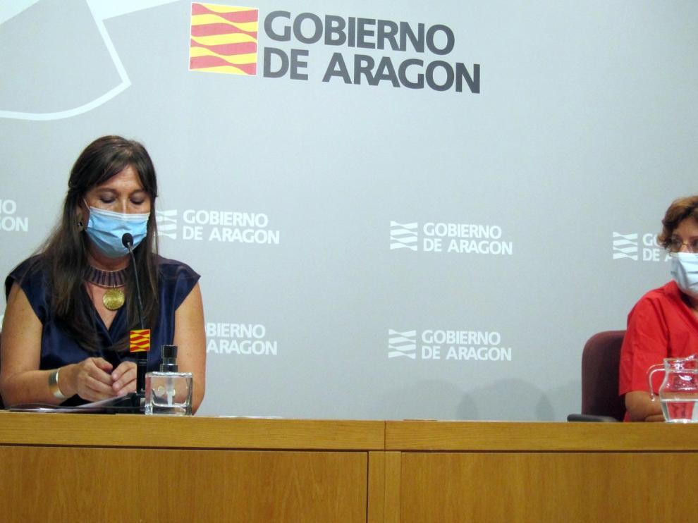 Un total de 45 centros residenciales de Aragón tienen casos de la covid-19, con 112 internos contagiados