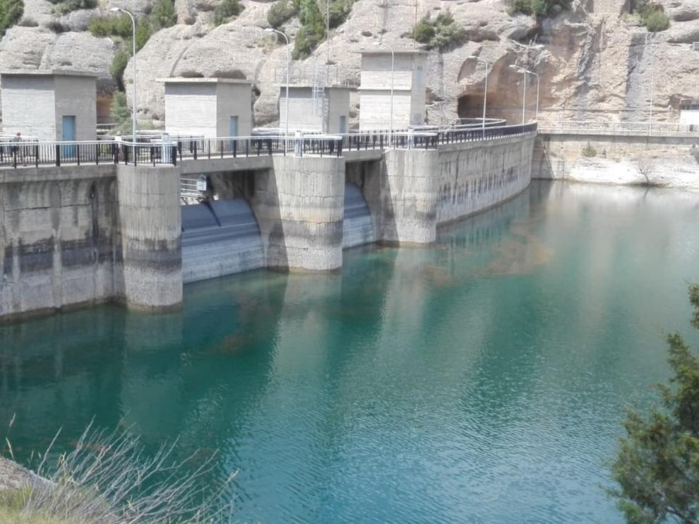 Los embalses del Ebro se encuentran al 82,4%