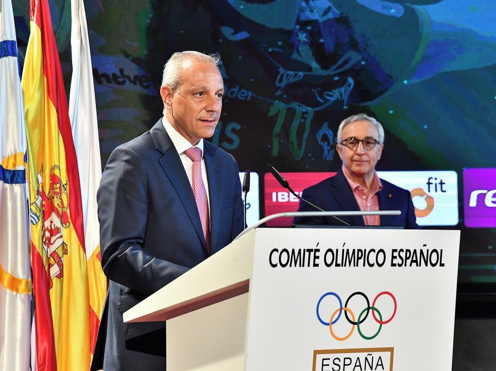 Blázquez, reelegido presidente de la RFEBM