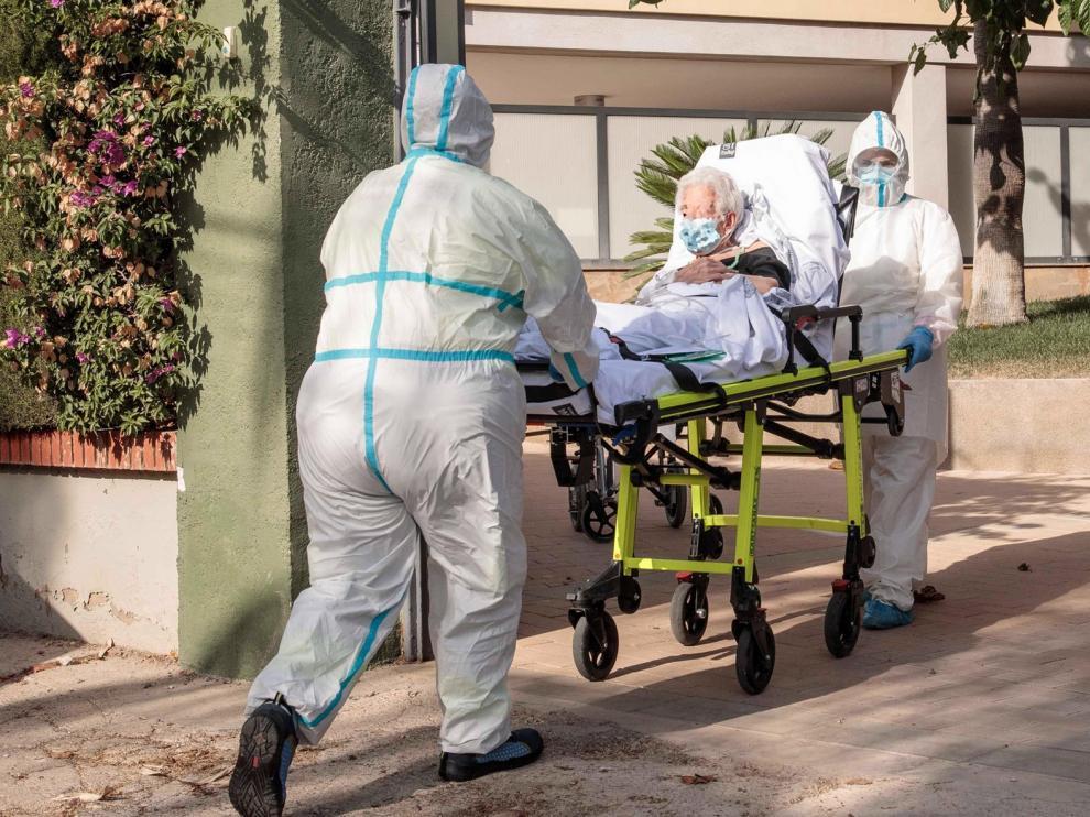 Los nuevos contagios de covid en España pasan del millar