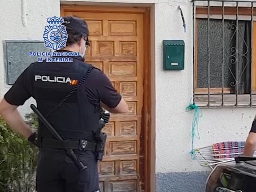 La Policía Nacional libera cerca de Calatayud a una mujer forzada a prostituirse desde 2009