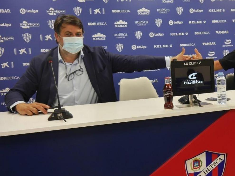 """Manolo Torres: """"El 12 de septiembre es la fecha fijada para el inicio de la temporada"""""""
