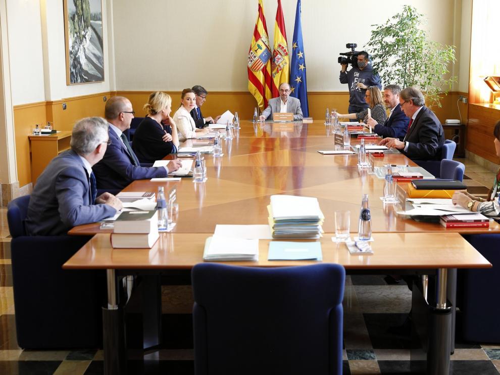 Aragón aprueba las tasas universitarias con un ahorro medio por alumno de 200 euros