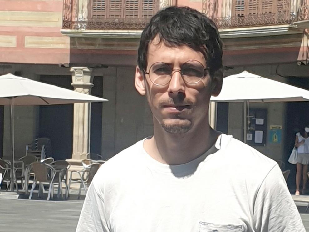 """Borja Cirera Salinas: """"Cada vez somos más científicos y tenemos mejores currículums"""""""