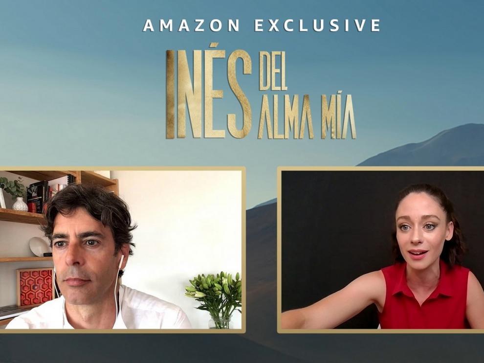 """""""Inés del alma mía"""", aventura y pasión en el Nuevo Mundo"""