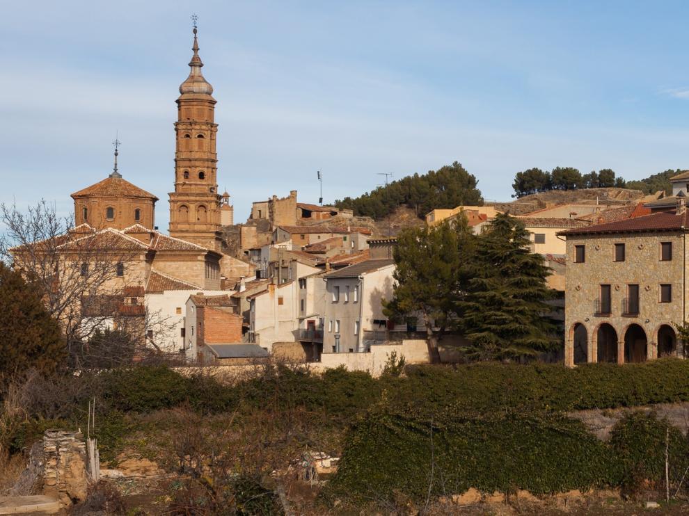 El Gobierno de Aragón denuncia al centro de mayores de Burbáguena (Teruel)