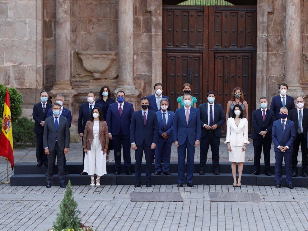 Sánchez dirigirá el fondo de recuperación y anuncia un grupo de alto nivel de colaboración pública-privada