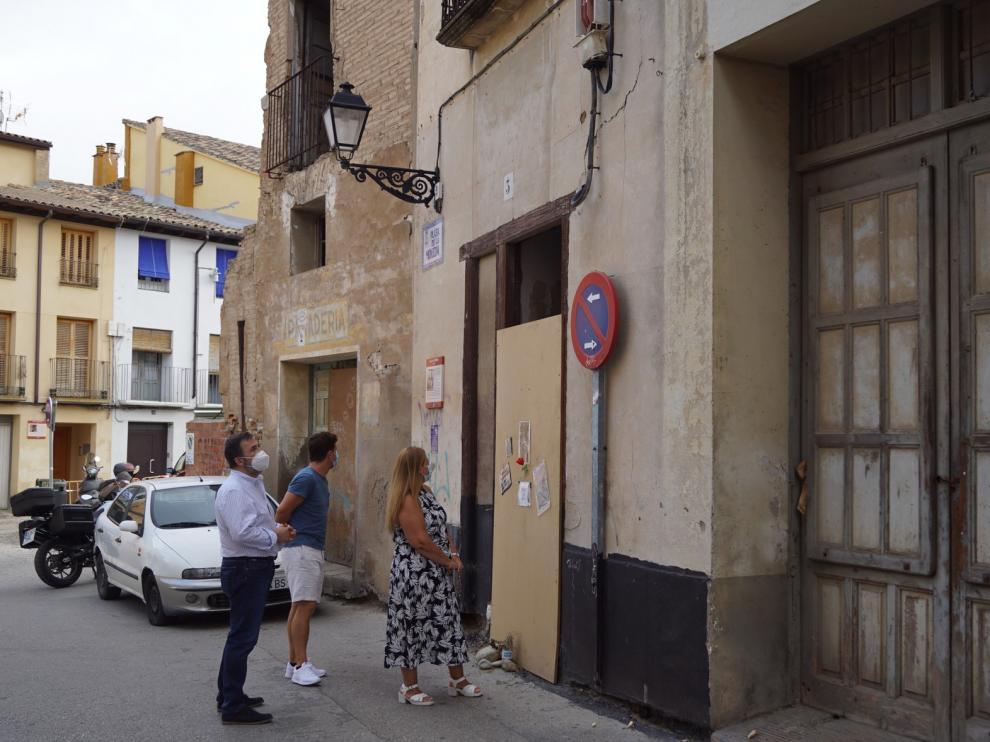 Ciudadanos Huesca plantea la elaboración de un plan municipal contra la okupación ilegal de viviendas