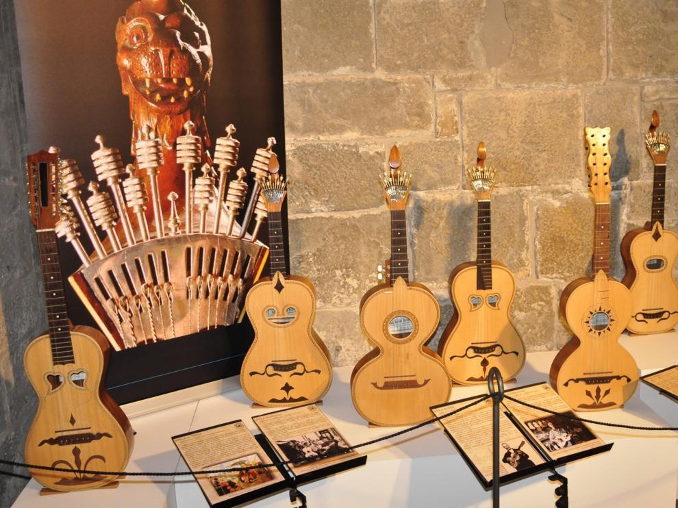 Jaca muestra la gran riqueza musical de Portugal